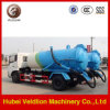 Environmental Protection Suction Sewage Truck