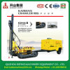 KG910A KAISHAN Brand Low Pressure DTH Crawler Drilling Rig