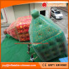 Customized Inflatable Green & Red Helium Gas Balloon in The Sky (B2-180)