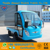 2 Seats 3 T Electric Loading Truck with Ce Certificate for Factory Use