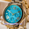 High Quality Stainless Steel Quartz Watch ODM Men Wristwatch (WY-G17005A)