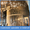 Customized Design Decorative Interior Stainless Steel Partition Room Divider