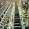 Sidewall Belt Conveyor for Sand Transportation