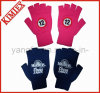 100% Acrylic Knitted Magic Fingerless Ski Glove