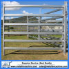 6 Rails Galvanized Portable Metal Frame Material Cattle Yard Panels
