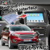 Lsailt Android GPS Navigation System Box for Ford Edge Sync 3 with Mirrorlink Video Interface
