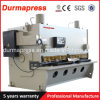 QC11y/K 3200mm Sheet Metal Shearing Machine Steel Plate Machine Price