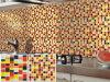 Crystal Glass Mosac Interior Decoration Wall Glass Tile (GMA008)