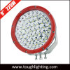 9 Inch Auto LED Lights 225W Red/Black Combo Beam LED Driving Lamps