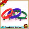 Fashion Bell Bracelet Silicone with Custom (TH-08333)