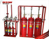 Zm-120L Hfc-227ea Fire Suppression System