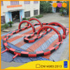 Outdoor Playground Zorb Ball Game Kart Inflatable Race Track (AQ1644)