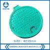 SGS Passed BMC/SMC Plastic Anti-Theft Performance Round Composite Resin Manhole Cover