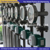 Float Type Liquid Flowmeter with Switch for Water, Oil, Fuel