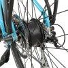 700c City E-Bike Electric Bike Comfort Grip with Ergonomic Shape, Velo