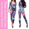 Stylish Afrique Tribal Bodycon Jumpsuit