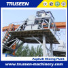 Price of China High-Quality Hzs35 Mobile Concrete Batching Plant