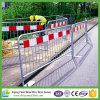 2.1m*1.1m Hot Dipped Galvanized Mobile Pedestrian Barrier for Construct
