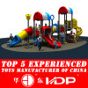 2014 New Outdoor Plastic Playground Set (HD14-037A)