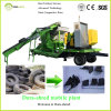 Dura-Shred Low Cost Mobile Recycling Plant for Waste Tire