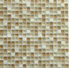 Walls Shower Bathroom Glass Mosaic Tile Perfect for Kitchen Backsplash or Bathroom