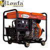 portable 2kw 2kVA Open Type Diesel Generator with Wheels