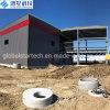 Prefab Steel Metal Commercial & Retail Space Building