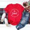 Pure Cotton T-Shirt Keep Social Distance Wash Your Hands T-Shirt