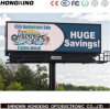 P3 Vivid Outdoor Curved Full Color LED Video Screen Display