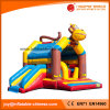 Commercial Inflatable Bouncy House Jumping Combo with Slide (T3-001)