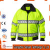 2017 High Visibility Safety Softshell Jacket Workwear