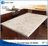 Polished Quartz Stone Countertop for Kitchen/ Home Decoration with SGS Standards (Marble colors)