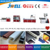Jwell- PVC|PP|PE|PC|ABS Plastic Small Profile Recycling Making Extrusion Machine Used in The Building Industry|Home Office Decoration