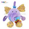 (FL-141) Stuffed & Plush Activity Elephant Infant Soft Toy Baby Toy