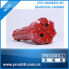 DHD340-152mm High Air Pressure DTH Hammer Bits for Quarrying