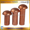DIN660 1.5mm-8mm Copper Brass Round Head Solid Rivets