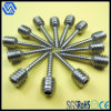 Stainless Steel Cylindrical Hex Socket Cap Double Teeth Screw