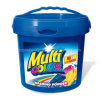 Super Concentrated Bucket Packing Washing Detergent Powder