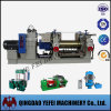 Professional Hardened Gear Reduce Rubber Open Mixing Machine