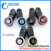 New 2017 Products Mobile Phone Camera Lens, 3 In1 Universal Clip Lens for for All Phones