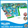 2014 Funny Indoor Playground Equipment (QL-3019A)