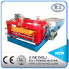 Color Galvanized Roofing Tile Roll Forming Machine