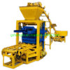 Cheaper Small Manual Concrete Cement Paver Hollow Brick Solid Block Making Machine Production Line