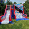 New Design Double-Line Inflatable Water Slides Inflatable Water Jumping Slide Inflatable Castle Slides for Sale