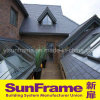 Aluminium Profile Skylight with Laminated Glasses