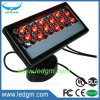 Ce RoHS Square DMX512 Controlling RGB 36W IP67 Floodlight LED Wall Washer