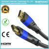 High Speed HDMI Slim Cable (ETHERNET, HDMI 2.0, 1080P FULL HD, 4K ULTRA HD, 3D, ARC, CEC)