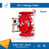 Tyco UL Listed Deluge Valve with Remote-Resetting