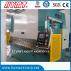 WC67Y-300X4000 hydraulic carbon steel plate folding machinery/metal bending machinery