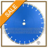 Laser Less Segment Breaking Diamond Circular Saw Blade for Concrete